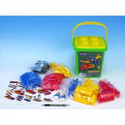 Stavebnica Cheva 1 Basic plast 309 ks