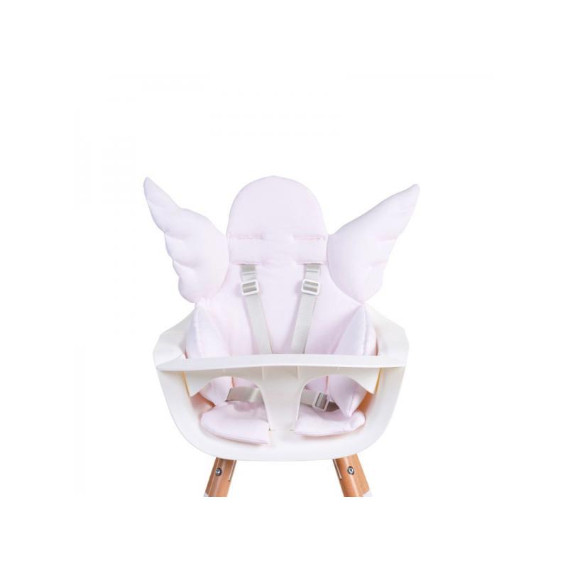 Sedací podložka do dětské židličky Angel Jersey Old Pink