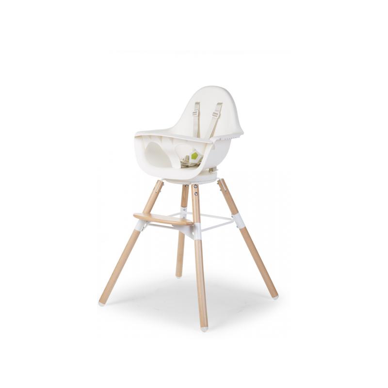 Stolička 2v1 Evola ONE.80 ° Natural / White