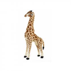 Žirafa plyšová stojaci 135cm