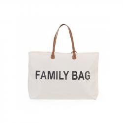 Cestovná taška Family Bag White