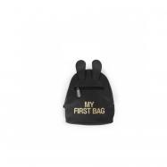 Dětský batoh My First Bag Black