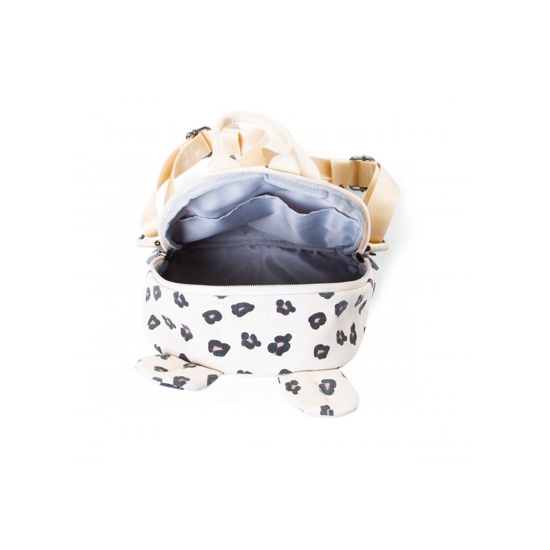 Dětský batoh My First Bag Canvas Leopard