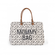 Childhome Torba Mommy Bag leopard kremowy
