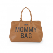 Childhome Torba Mommy Bag brązowy