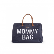 TORBA PODRÓŻNA MOMMY BAG granatowa - CHILDHOME
