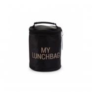 Termotaška na jedlo My Lunchbag Black Gold