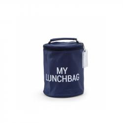 Termotaška na jedlo My Lunchbag Navy White