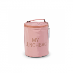 Termotaška na jedlo My Lunchbag Pink Copper