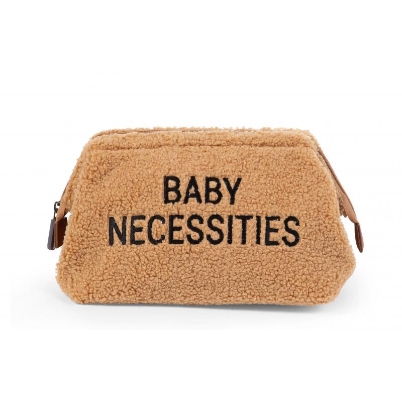 Toaletná taška Baby Necessities Teddy Beige