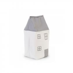 Box na hračky Dom Grey Off White