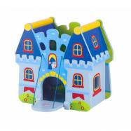 Classic world Detský drevený hrad malý