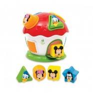 Miki i przyjaciele Klocki kształty