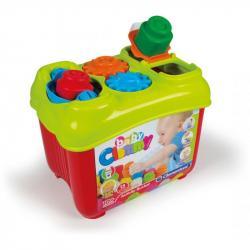 CLEMMY baby - Aktívne vedierko s prestrkávacími tvarmi