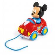 Baby Mickey uzwojenie samochodzik