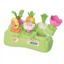 Baby záhradka - vkladanie tvarov