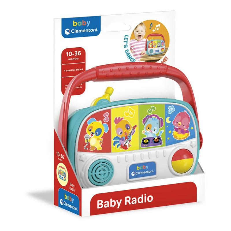Moje první rádio