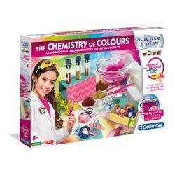 Detské laboratórium - Súprava farebná chémia