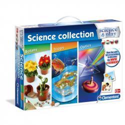 Detské laboratórium - Vedecká kolekcia 3 v 1