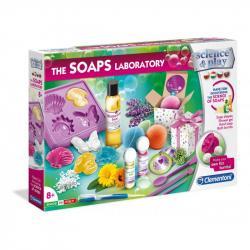 Detské laboratórium - Výroba mydiel
