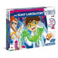 Dětská laboratoř - Výroba slizu