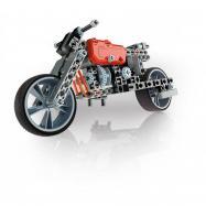 Mechanické laboratórium - Motorka a formula, 130 dielikov