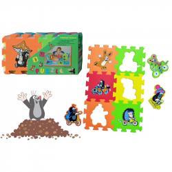 Penové puzzle 15x15 6ks