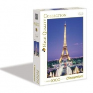 Puzzle 1000 dílků Paříž