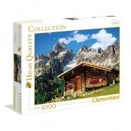 Puzzle 1000 dílků Rakousko-horský dům