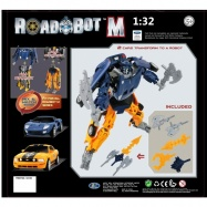 Road Bot Ford GT + Mustang C FR500 1:32