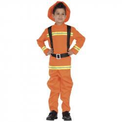 Kostým hasič, 130-140 cm