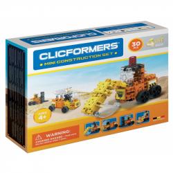 Clicformers - Mini stavební auta