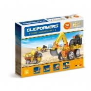 Clicformers Stavební auta