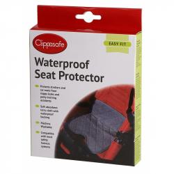 CLIPPASAFE Vodotesná ochrana sedadiel