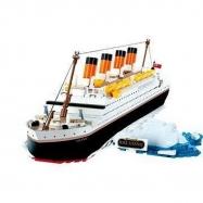 stavebnice Titanic 600 kostek
