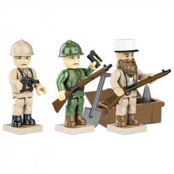 Figúrky s doplnkami French Armed Forces, 30 k