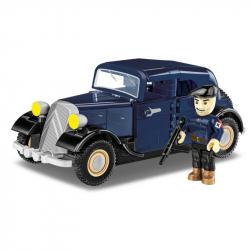 Stavebnica 1934 Citroën Traction 7A, 1:35, 222 k, 1 f