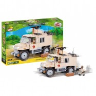 Stavebnice Small Army Ozbrojené velitelské vozidlo 250 k, 3 f