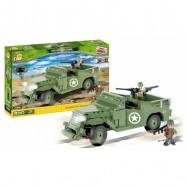 Cobi - M3 Scout Car - amerykański transporter opancerzony 2368