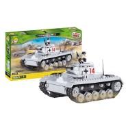 Stavebnice II WW Panzer II Ausf. C, 350 k, 1 f