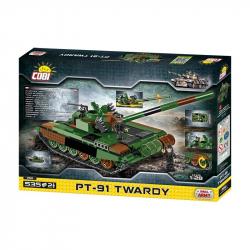 COBI Small Army - Czołg PT-91 Twardy