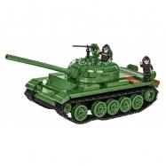 stavebnice Small Army Tank T-54, 1:28, 480 k, 2 f