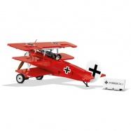 Stavebnice Great War Fokker Dr. 1, 185 k, 1 f