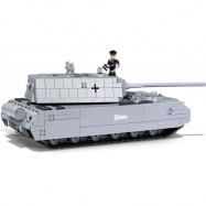stavebnice WOT SdKfz 205 Panzerkampfwagen VII MAUS, 900 k, 1 f