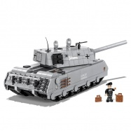 COBI SMALL ARMY WOT MAUERBRECHER 875EL 3032