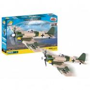Cobi Klocki Armia Focke-Wulf Fw 190 A-4 myśliwiec niemiecki
