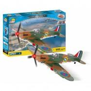 Cobi Small Army Brytyjski myśliwiec Hawcer Hurricane Mk I 5518