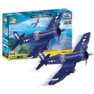 Stavebnice letadlo II WW Vought F4U Corsair, 245 k, 1 f