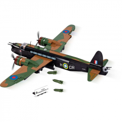 Cobi 5531. Small Army. Vickers Wellington Mk.1C.