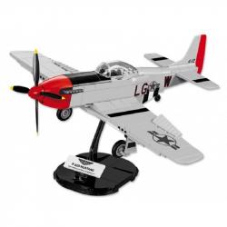 Stavebnica TOP GUN P-51 Mustang, 1:35, 265 k, 1 f